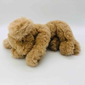 "Vintage 1985 GUND 12"" Golden Retriever Puppy Dog Plush Stuffed Animal Muttsy?"