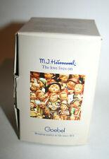 "New Vtg M.I. Hummel Goebel Hum Little Sweeper 305 1986 Germany 3 1/4"" Figurine"