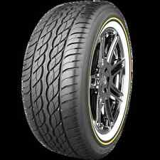 SET OF FOUR!! VOGUE TYRE!! 225-60R16 MAYO & MUSTARD TIRES!!