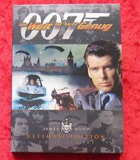 James Bond 007 Die Welt ist nicht genug, Ultimate Edition 2-Disc DVD Set