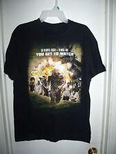 WWE Stone Cold Steve Austin Vinnie Jones The Condemned Black T-Shirt Size M