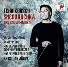 Kristjan Jarvi - Tchaikovsky: Snegurochka - the Snow Maid [New CD] Germany - Imp