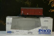 Piko H0 54002 gedeckter Güterwagen G29 der DB Ep.III  D52