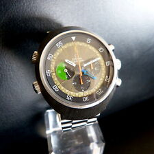 Omega Flightmaster 1st generation 145.013 tropical dial cal. 910 w. bracelet