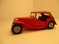 Vintage Matchbox Models of Yesteryear Y-8 1945 MG TC