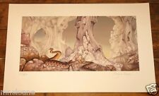 YES RELAYER HAND NUMBERED LTD ED PRINT HAND SIGNED BY ROGER DEAN UACC REG DEALER