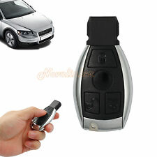 For Mercedes Benz 3 Button Remote Key Case Fob Shell CLK SLKC E G S CL GL SL AU