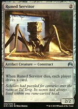 Runed servitor foil | nm/m | Magic Origins | mtg