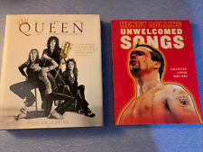 Queen The Ultimate Illustrated History Sutcliffe, Henry Rollins Unwelcomed Songs