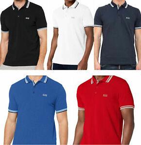 HUGO BOSS Herren Paddy Poloshirt - Farbwahl (S-XL)