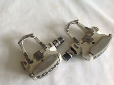 LOOK of FRANCE - VINTAGE PEDALS - 9/16 - USED CONDITION