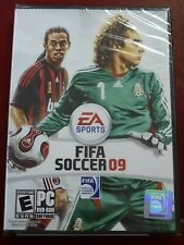 Video Game PC Fifa Soccer 09 EA Sports NEW SEALED