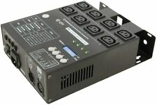 More details for qtx light 4 channel dmx dimmer pack stage lighting controller new