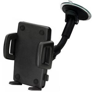 Universal RICHTER Auto Scheiben Halterung Halter für Handy mit Case bis 85 mm