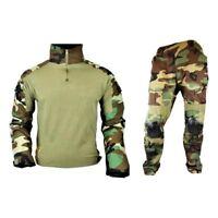 Uniforme mimetica JS Warrior Woodland By JS-Tactical