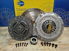 CLUTCH KIT FIT AUDI	A1 2011-2016	1.6 TDI HATCHBACK 90HP DIESEL	INCL FLYWHEEL