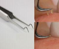 Blackhead Remover Acne Pimple Popper Blemish Extractor Pore Clear Curve Tool ilo