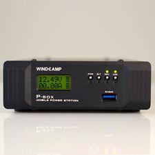 21Ah P-Box Mobile Power Station battery/Ham Radio QRP FieldDay FT-817 FT-857 KX3