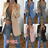 NEW Fashion Women Casual Slim Business Blazer Suit Coat Jacket Outwear