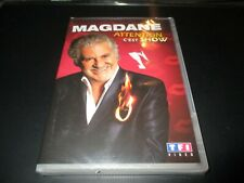 """DVD NEUF """"ROLAND MAGDANE : ATTENTION C'EST CHAUD"""" spectacle"""
