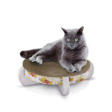 Tiragraffi per gatto Imac Duchessa in cartone riciclabile Ø 34cm