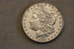 1890-CC Morgan Silver Dollar - BU Better Date