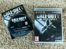 Call of Duty: Black Ops II/ 2 (Sony PlayStation 3/PS3, 2012) Complete w/ Manual