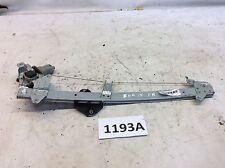 14 15 16 SUBARU FORESTER FRONT RIGHT DOOR WINDOW REGULATOR W/ MOTOR OEM 1193A S