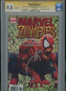 marvel zombies 1 cgc 9.8