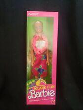 1987 Mattel Tropical Isla d Fun Barbie Doll NRFB