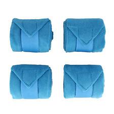 Rural365   Horse Polo Wrap Horse Leg Wrap 4-Pack in Turquoise – Horse Leg Wraps