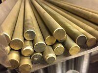 """.188 3//16/'/' Brass Round Bar Rod C360 x 72/"""""""