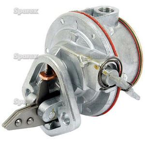 Fuel Pump for Ford Tractor 5610 6610 6710 6810 7410 7610 7710 7810 7910 8210++