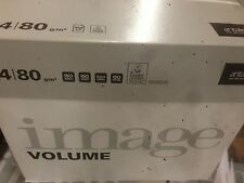 1 BOX - 2500 SHEETS A4 COPIER LASER & INKJET WHITE PRINTER PAPER 80gsm +24H