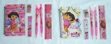 12 Dora the Explorer Stationery Set Birthday Gift School Party Favor Bag Fillers