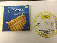Wolfgang Amadeus Mozart - Mozart: Die Zauberflöte [Highlights] (1988) CD