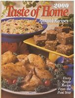 2000 Taste Of Home Annual Recipes by Schnittka Julie