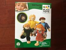 PlanToys Doll Family - 7415