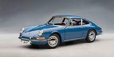 1/18 AUTOART - 1964 Porsche 911 AZUL - CULTO