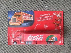 Coca-Cola - Weihnachtstruck OVP