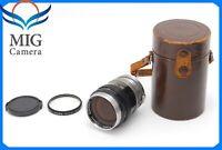 【Excellent+++】Nippon Kogaku Nikon NIKKOR-P.C 105mm F2.5 10.5cm for S Mount 553