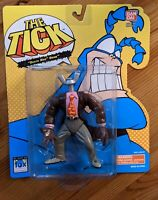 "1994 The Tick Death Hug Dean 6"" Action Figure"