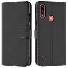 Book Case für Motorola Moto E7 Power Hülle Flip Cover Handy Tasche Schutz Hülle