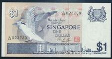 Geldschein Banknote Singapur Singapore 1 Dollar 1976 UNC P9