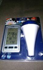 Hobby Funk-Thermometer für Teiche mit Fütterungserinnerung bis 50 m Reichweite