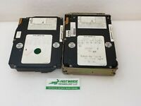 """Lot of Two CDC Magnetic Peripherals 94205-051 5.25"""" 42MB IDE HDD P/N 77747241"""