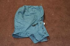 Used Canadian army hood for blue winter parka  ( store #h2 bte#151 )