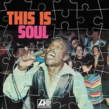 This Is Soul - Various Artists CD Album Otis Wilson Percy 2018 Rhino
