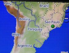 LATEST SOUTH AMERICA maps for Garmin GPS on microSD card + EXTRAS