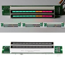 Dual 12 Meter Level Indicator Amplifier Board Module AGC Mode Light Adjustable